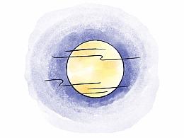 漫画/今夜,去看看月亮吧