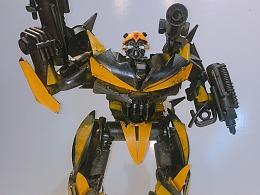【金属诱惑】大黄蜂金属艺术钢雕