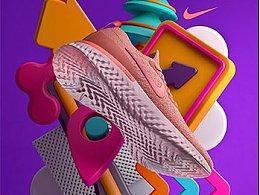 Nike X 艺峰国际艺术家Carlo Cadenas