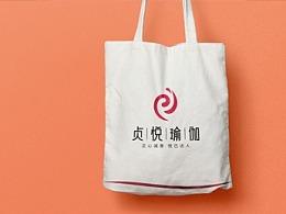瑜伽馆商标VI形象设计 | 五源品牌设计