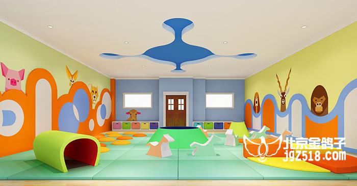 北京空间幼儿园室内设计案例|室内设计|专业/建加工电火花设计凸模图片