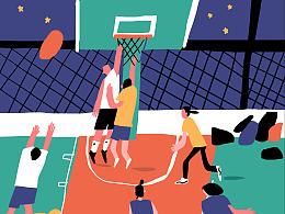全民篮球场