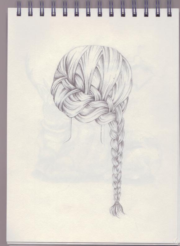 铅笔,彩铅手绘