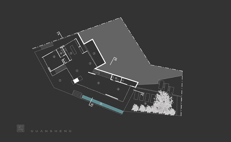 查看《觀晟建筑设计事务所VIS品牌形象视觉设计》原图,原图尺寸:996x614