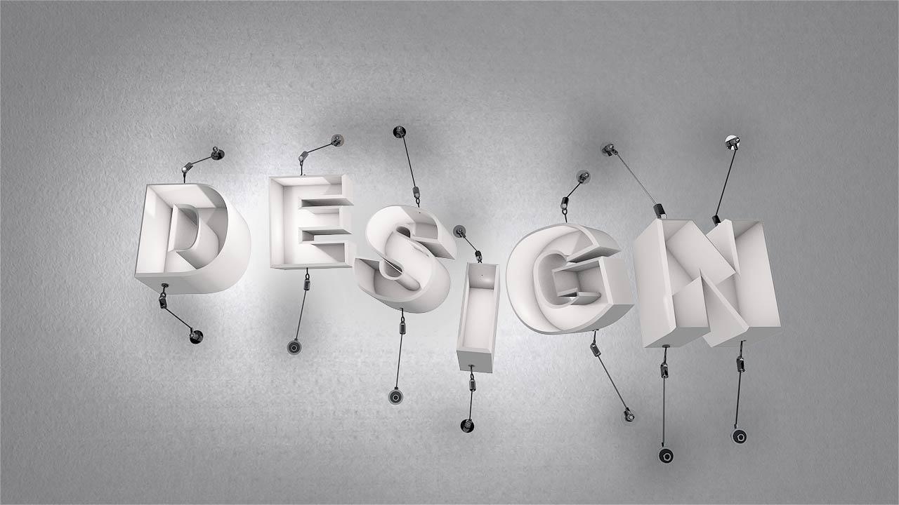 运用c4d设计练习作品图片