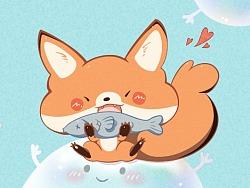 狐闹闹表情包
