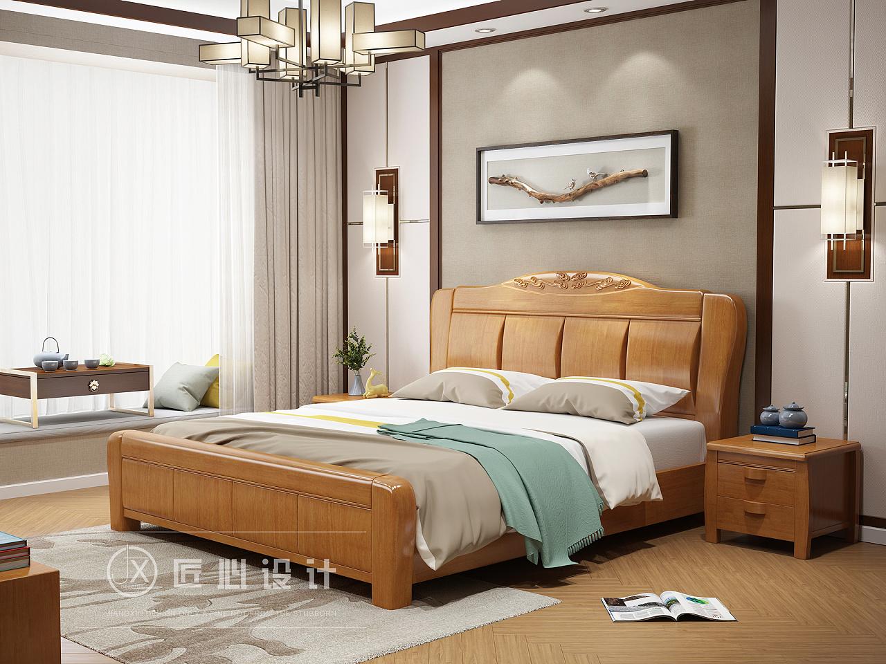 家具效果图|空间|室内设计|稳住能赢 - 原创作品