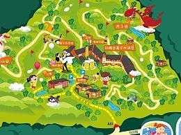 高爾夫球場地圖繪制