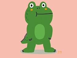 鳄鱼小表情 [1p]图片