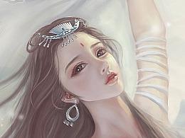 舞娘-冰雪女王-美人鱼