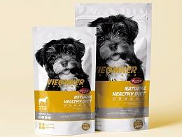 威米克狗粮包装设计