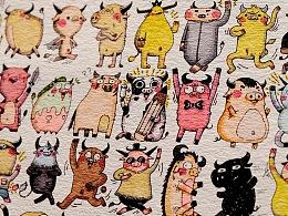 【奇怪生物】 哺乳动物篇3 第1050只小动物