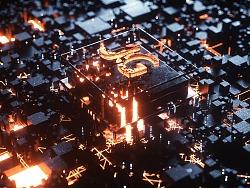 科幻概念风-CINEMA 4D