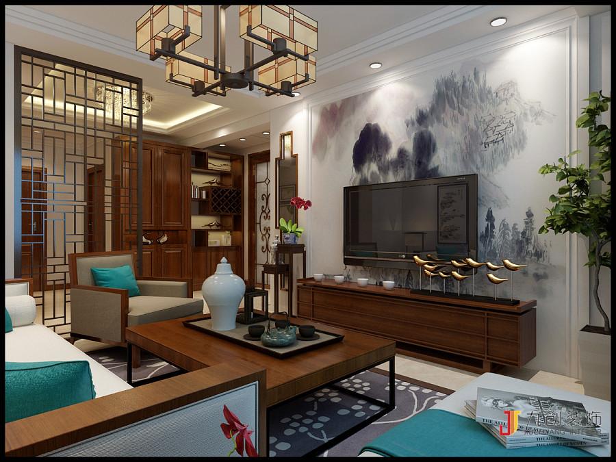 淄川龙佳园装修设计平面|室内设计|案例/空间装修设计DIY图片