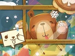 新开一个熊熊和狐狸相册