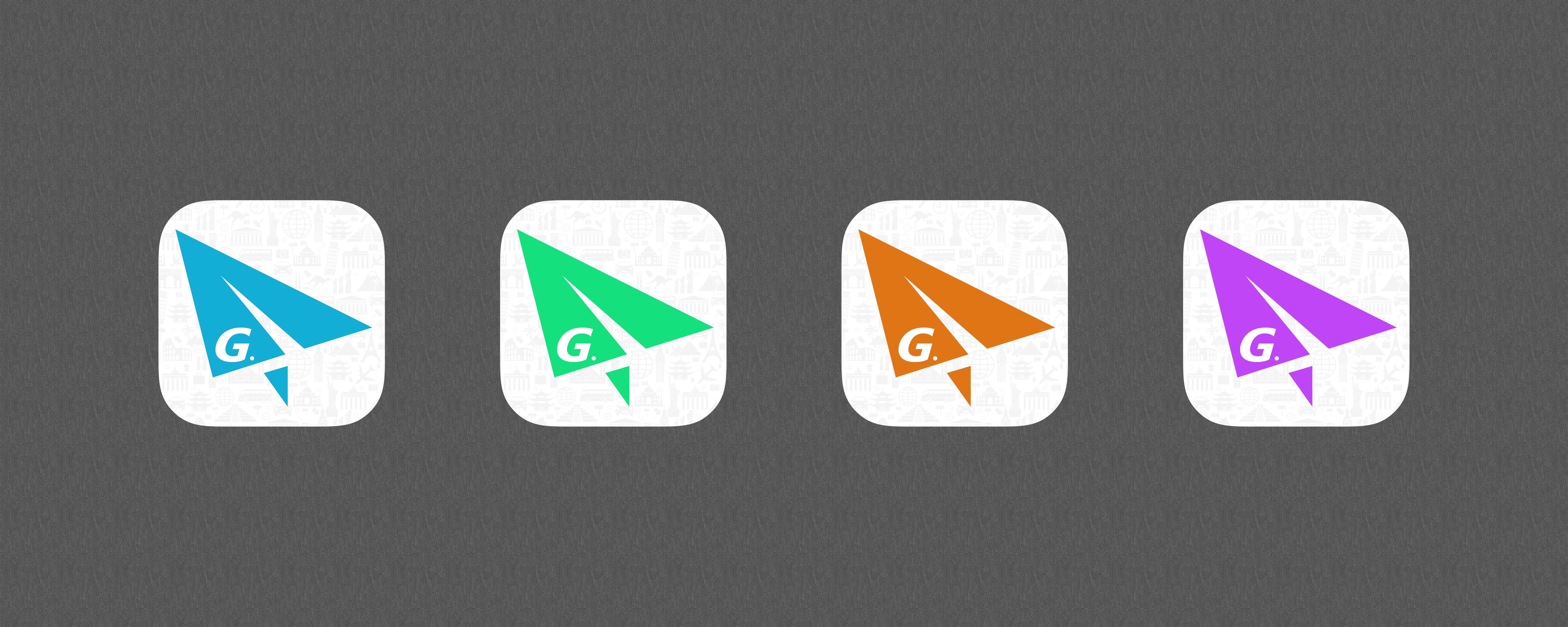 纸飞机icon|ui|图标|歆动卟变 - 原创作品 - 站酷