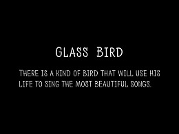 【2D动画】Glass Bird - Abstract Animation