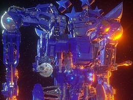 智成笔文化-星际超能海报17