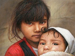 叙利亚小难民:我们呼吁和平