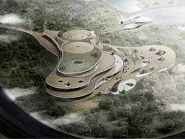贰木 · 涧丨把建筑搬进树林,打造回归自然的设计体验
