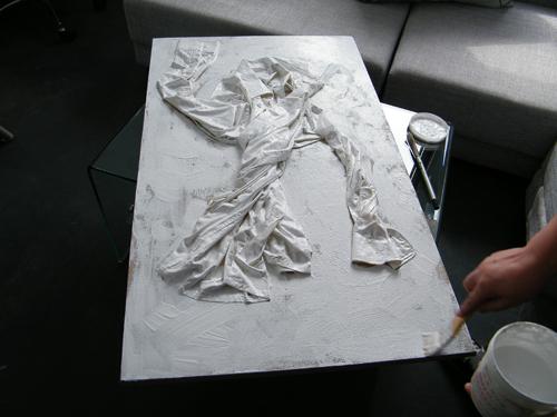 废旧衣物做的装饰品图片