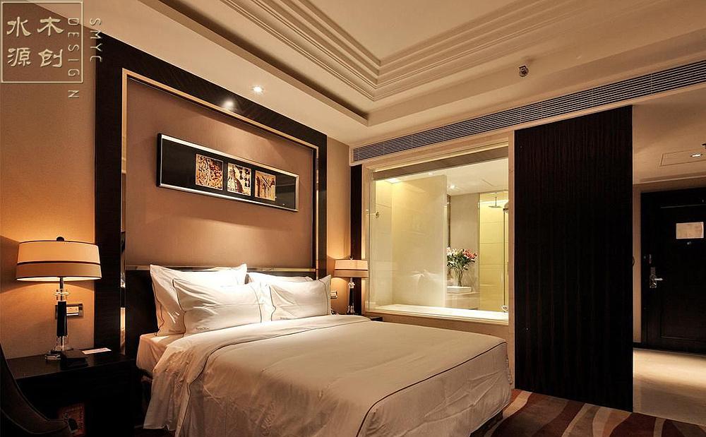 德阳女生酒店装修设计_酒店商务设计水木商务学了ui设计找不到工作图片