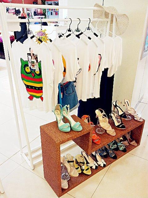 miumiu服装店铺设计