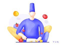 《肌理风厨师》