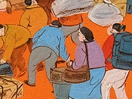 【圣墨尊宝】作品集-赶集生活系列-16