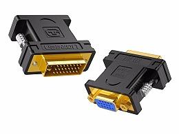 DVI24+1 转VGA转接头