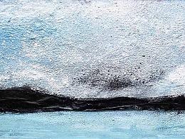 海天一色 The sea melted into the sky