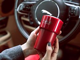 一杯在车,雨林空气跟着走嘿嘿!