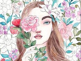 雪歌 X 艺峰国际艺术家Camila Cerda