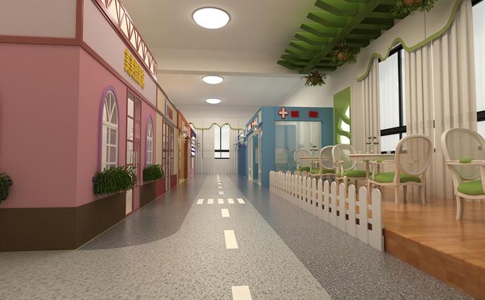 南充实验幼儿园-南充教育机构设计|成都教育机