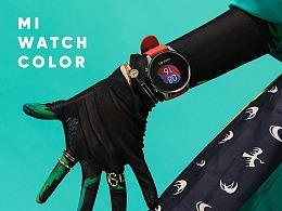 小米手表Color | 视觉整案