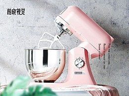 柏晓——面包机和厨师机详情设计