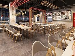空间设计合集(下)——湖南意合餐饮全案设计