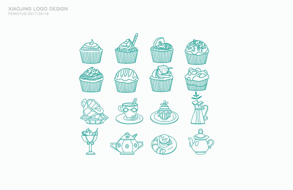 甜品logo