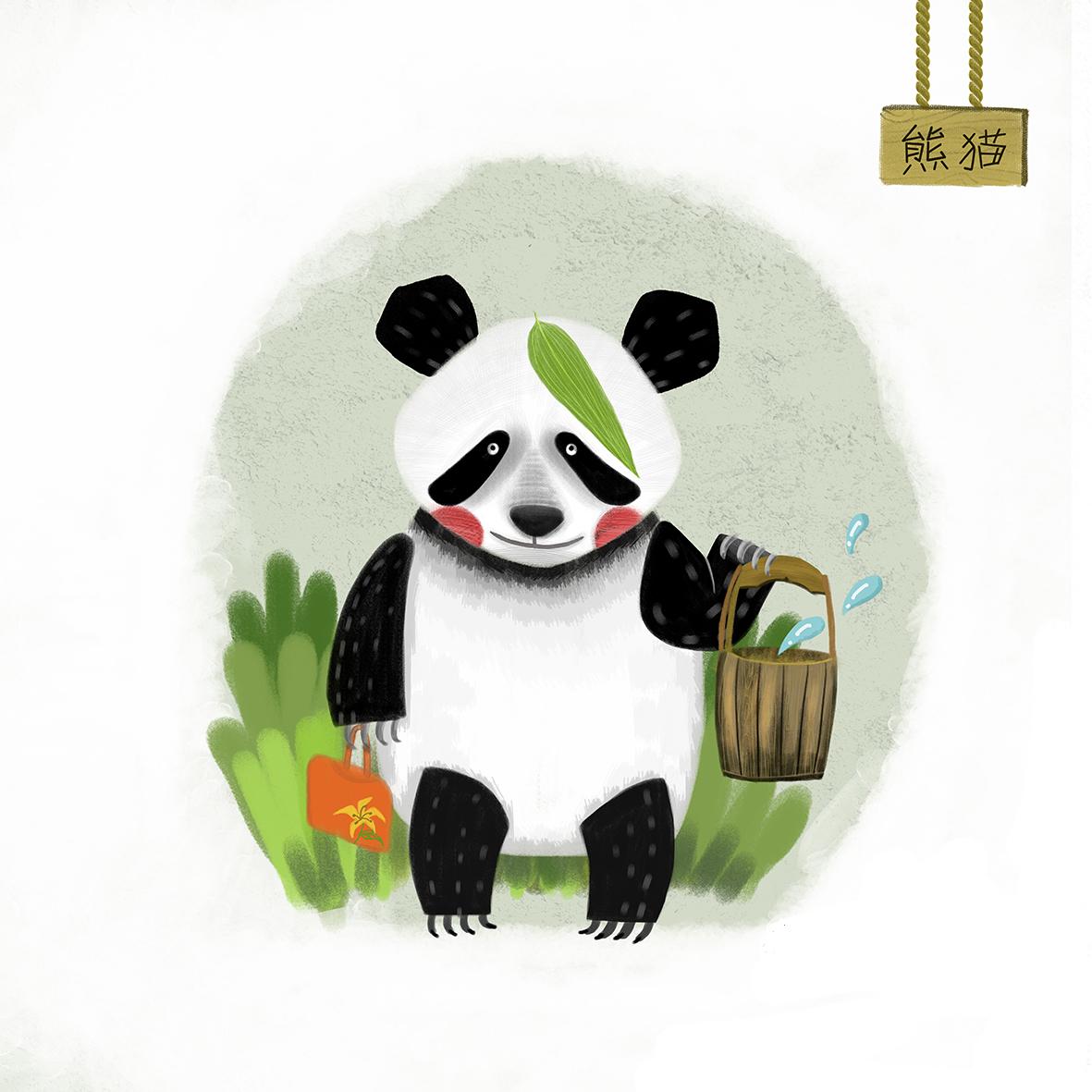 对各种小动物的喜爱无法用言语表达,那就用画笔来表达吧,先出三只,后面会持续更新的,希望大家喜欢。 国宝-最喜爱的动物,小时候一直喜欢到现在,在我心中是能量者,上得厅堂,下的厨房的,两个字能干,我也效仿熊猫精神。 树獭-重要的事情讲三遍,shuta,树獭,shuta,很喜欢的自来旧形象,感觉很和蔼,很像一位老爷爷,和蔼可亲。 浣熊-干脆面君,夜行者,喜欢吃,东,西。要是有一只,我甘愿被它偷啊,可爱啊。