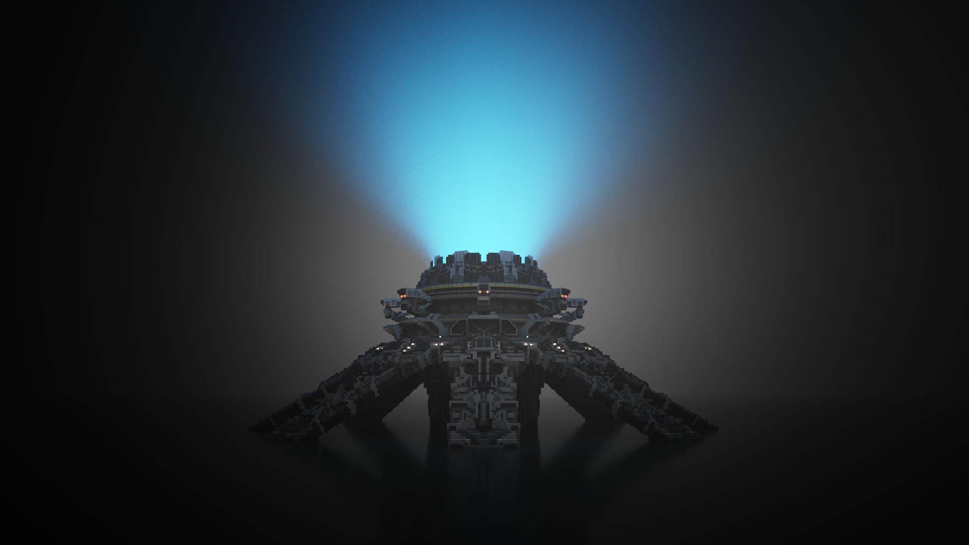 体素的艺术—北京市第三区行星发动机