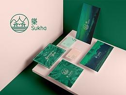 Sukha樂-品牌设计和包装设计