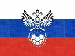 2018年世界杯绘画系列——揭幕赛俄罗斯妖星一战成名