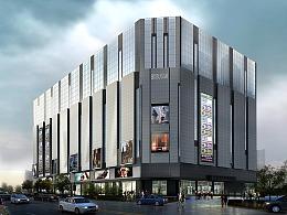 步步高长沙店商场设计