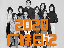 小灰侠2020插画项目合辑