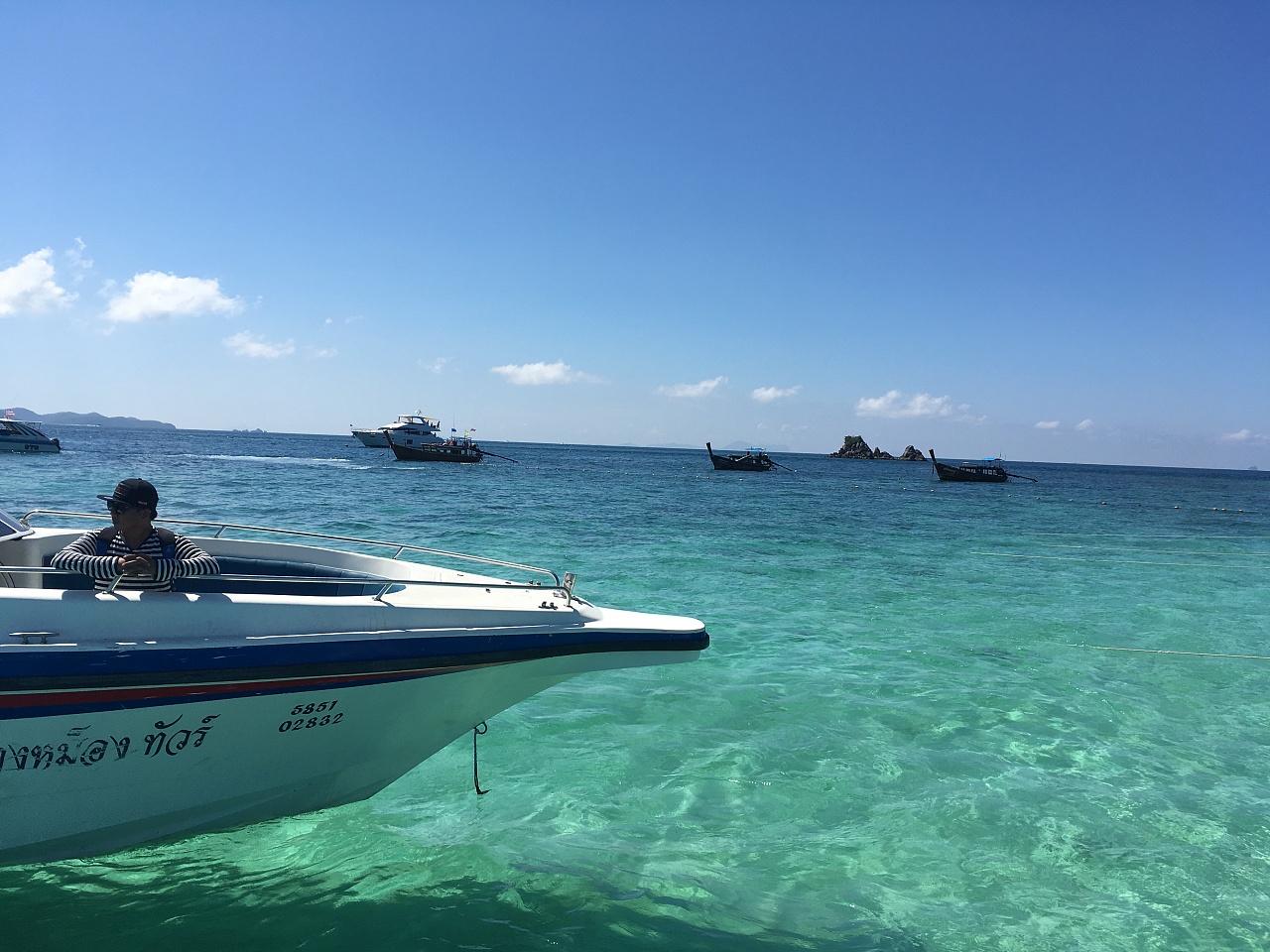 神仙半岛 神仙半岛街边小店 普吉岛出海的游艇上 普吉岛皇帝岛 普吉岛