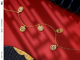 六福珠宝|国风|R&U VISION