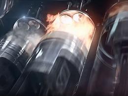 C4D烟雾插件TFD几个案例