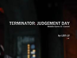 网易游戏《终结者2:审判日》视觉设计概念