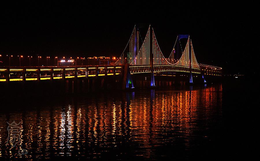 大连星海湾跨海大桥夜拍加20公里徒步