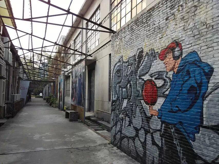 广州匹克 文化宣传墙 墙绘 墙画 壁画 手绘墙